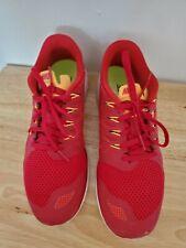 Nike Mens Free Run 5.0 Gym Red 642198-601, Size 8
