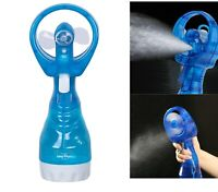 Hand Held Portable Cooling Stay Cool Water Spray Misting Fan Mist Travel Mini AU