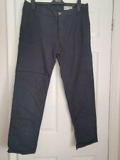 BNWOT Men's Slim Leg Navy Blue Chinos W34 L32