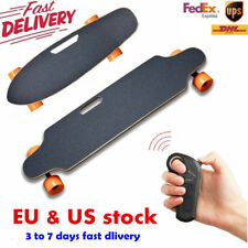 Four Wheel Electric Skateboard With Wireless Remote Controller E-Skateboard 150W