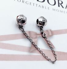 new Pandora Silver 925 ale  SAFETY CHAIN Charm