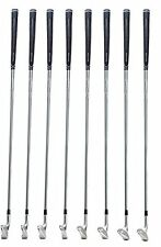 "IWIN SINGLE LENGTH 37.25"" IRONS 5-PW,AW COMPLETELY ASSEMBLED. GRAPHITE, Regular"