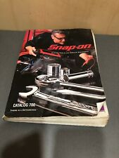 Snap-On Quality Tools And Service Equipment Catalog #700