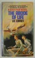 Star Trek The Abode of Life by Lee Correy Pocket Book Paperback