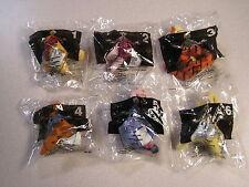 McDonalds 2002 Winnie The Pooh  Plush Dolls, For Age 1 & UP,  Complete Set - MIP
