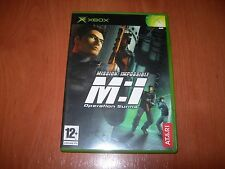 MISSION: IMPOSSIBLE - OPERATION SURMA XBOX (PAL ESPAÑA BUEN ESTADO)