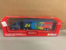 1993 Racing Champions Nascar Transporter # 24 Jeff Gordon -- 1/87th scale C72