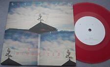 SKY LARKIN Still Windmills / We'll Be Detectives RED VINYL NEAR MINT Indie