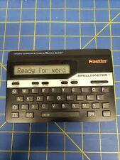 Vintage Franklin 1990 Spellmaster