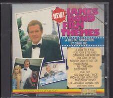 STAR INC James Bond Themes 1985 CD SYNTHESIZER ED STARINK