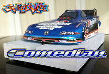 Speedville Slot Car body - Comedian Funny Car Dragster 1/24