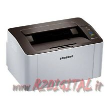 LASER PRINTER SAMSUNG SL-M2026 SEE MONO black and white OFFICE USB PAPER