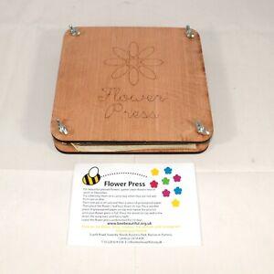 Wooden Flower Press complete kits 200mm