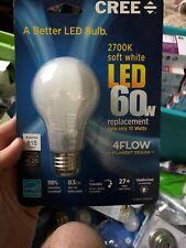 Cree Led 60w 4Flow Filament Design (2700 Soft White) bulb