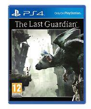 THE LAST GUARDIAN   PS4 SIGILLATO