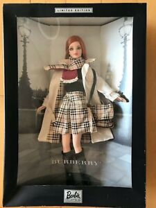 Barbie - Limited Edition Burberry