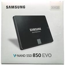 Samsung 850 Evo 500GB 2.5-Inch SATA III Interne SSD MZ-75E500B / Am