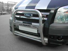 Ford Transit 06 To 14 Mk7 A-Bar Bull Bar  63mm Stainless Steel