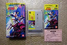 "Gundam Wing: Endless Duel ""Excellent Condition"" Nintendo Super Famicom SFC Japan"