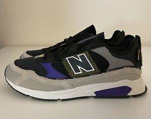 New Balance X-Racer Black Grey Purple Mens Sz 12 D Running Shoes MSXRCTRF NEW!!!
