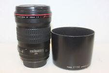 Canon 135mm f/2 L USM Obiettivo con 1 anno di garanzia