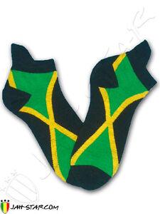 Jamaica Socks Jah Star Blend Cotton