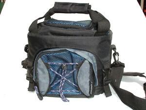 QUANTARAY Camera Carrying Shoulder Bag Case Handbag  VGUC