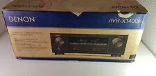 Denon AVR-X1400H 7.2 AV-Receiver 4K,Bluetooth,WLAN-Heos, NEU vom Händler
