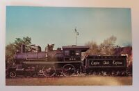 Empire State Express New York Central & Hudson River 999 Railroad 4-4-0 Postcard