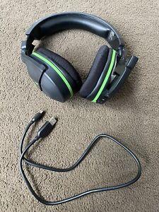 Black Turtle Beach Gen 2 X S600 Gaming Headphones XBOX series X & XBOX one