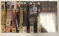 Star Wars Episode I (1999) # 1 2 3 4 + 4 OS Photo NM 1st App Darth Maul