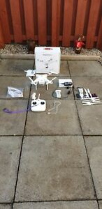 Phantom Standard 3 drone hardly used has latest firmware updates