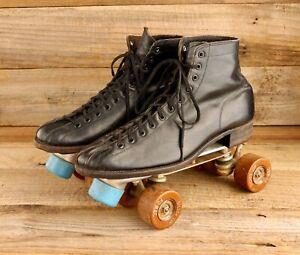 Vintage Stylist Sure Grip Roller Skates Mens Size 11