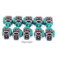10Pcs Rocker 3D Vibrating Joypad Analog Replacement for Sony PS4 PlayStation 4
