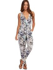 FIGLEAVES @ NEXT LEISOU TAPERED LEG JUMPSUIT SIZE 14 IDEAL OVER SWIMSUIT BNWT