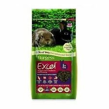 Burgess Excel Mature Rabbit Nuggets with Cranberry & Ginseng - 2kg - 565426