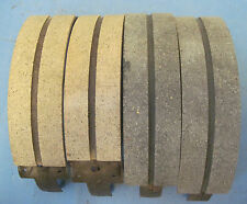 New brake shoe set 1963-67 Chrysler Dodge 1955-57 Hudson  61-64 Mercury see desc