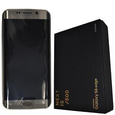 BNIB Samsung Galaxy S6 Edge 128GB SM-G925F Gold Platinum Limited Edition 4G OEM