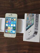 Apple iPhone 4s - 64GB - Weiß (Ohne Simlock)