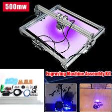 500mw 65*50cm DIY Desktop Laser Engraving Marking Machine Printer Engraver kIt