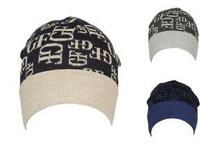 SG Cappello berretto cuffia con risvolto GF GIANFRANCO FERRE' articolo 01312 Mad