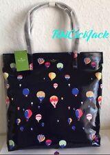 Nwt Kate Spade Hot Air Balloon Get Carried Away Daycation Bon Shopper Tote Bag