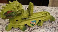 Vintage 1983 Retro He-Man MOTU Dragon Walker Vehicle Toy