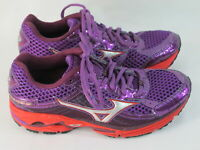 Mizuno Wave Rider 15 Running Shoes Women's Size 6 US Near Mint Condition