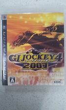 G1 Jockey 4 2007 Japan Version Playstation 3 PS3 JP