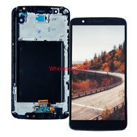 LCD+Touch Screen+Frame For 5.7 LG Stylo 3 Stylus 3 LS777 M400DK L83BL L84VL Sale