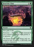 4 DEATH FRENZY ~mtg NM Khans of Tarkir Unc x4