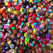 50Pcs Hard 22mm Assemble Girl SQUINKIES Toys Mixed in Random Send With Double