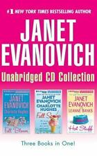 Janet Evanovich Collection: Full Bloom & Full Scoop & Hot Stuff (CD)