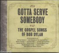 GOTTA SERVE SOMEBODY THE GOSPEL SONGS OF BOB DYLAN CD